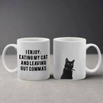 si vous aimez les chats, n'oubliez pas les virgules