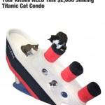 Arbre à chat Titanic